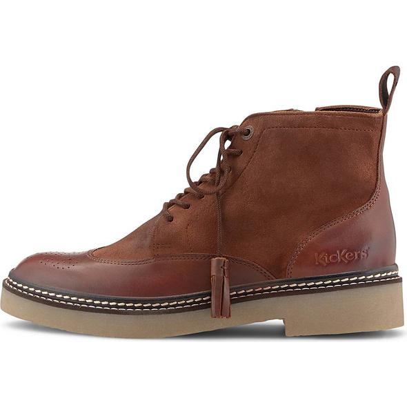 Schnür-Boots OXANYHIGH