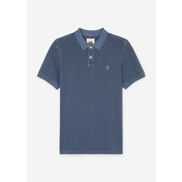 Kurzarm-Polo Piqué regular