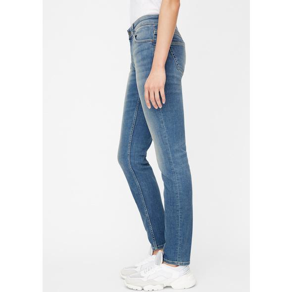Jeans Modell ALBY slim - mid waist