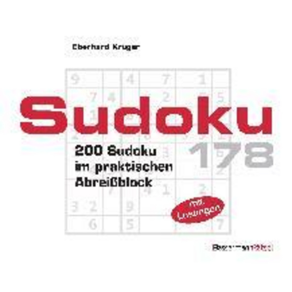 Sudoku Block 178