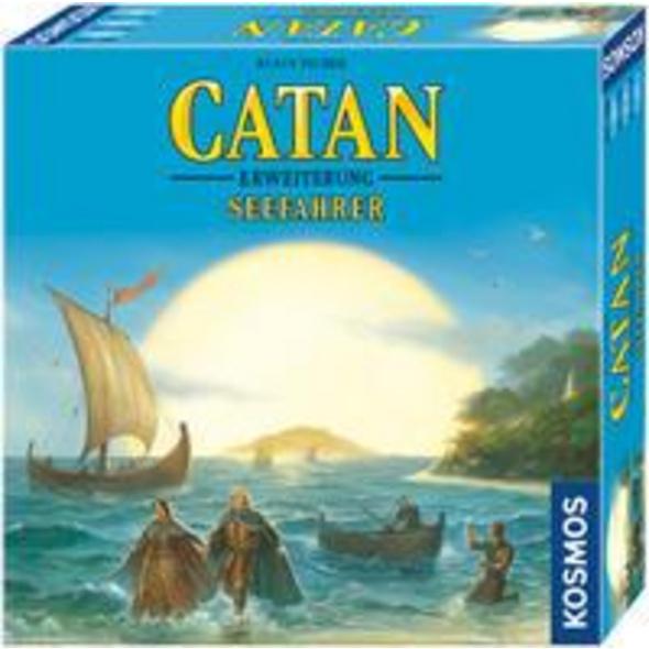 Catan Seefahrer 3-4 Spieler, Edition 2015
