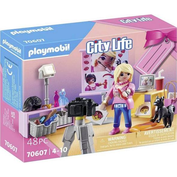 PLAYMOBIL® 70607 Geschenkset 'Social Media Star'