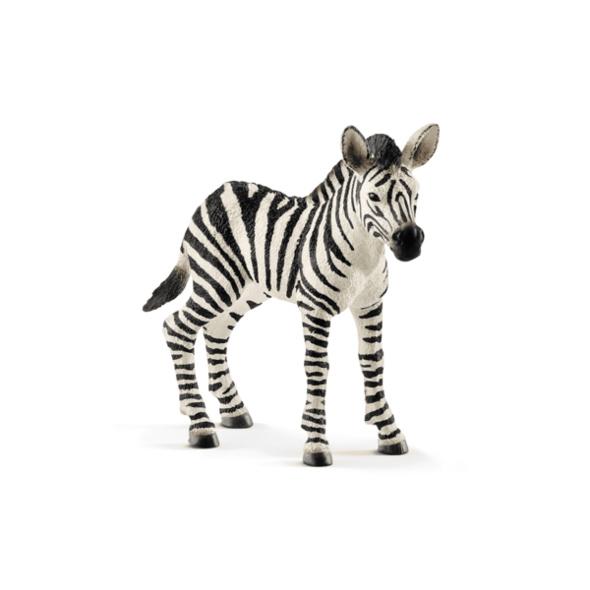 Schleich 14811 - Wild Life, Zebra Fohlen
