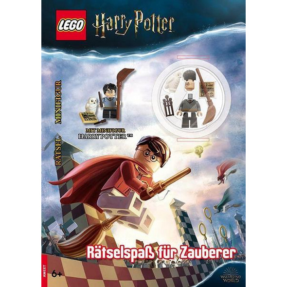 LEGO® Harry Potter™ – Rätselspaß für Zauberer
