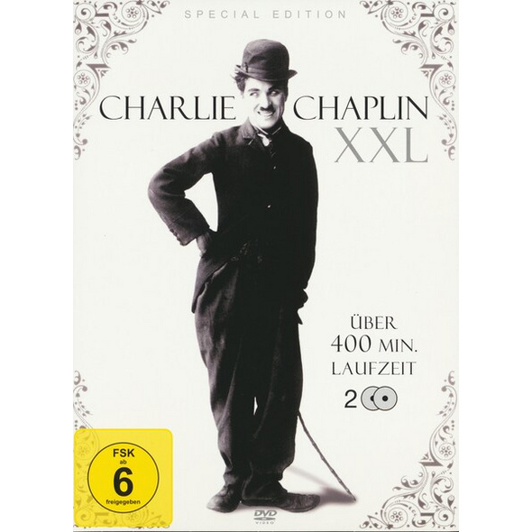 Charlie Chaplin XXL  Special Edition [2 DVDs]