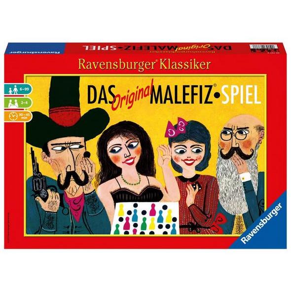 Ravensburger Das Original Malefiz®-Spiel