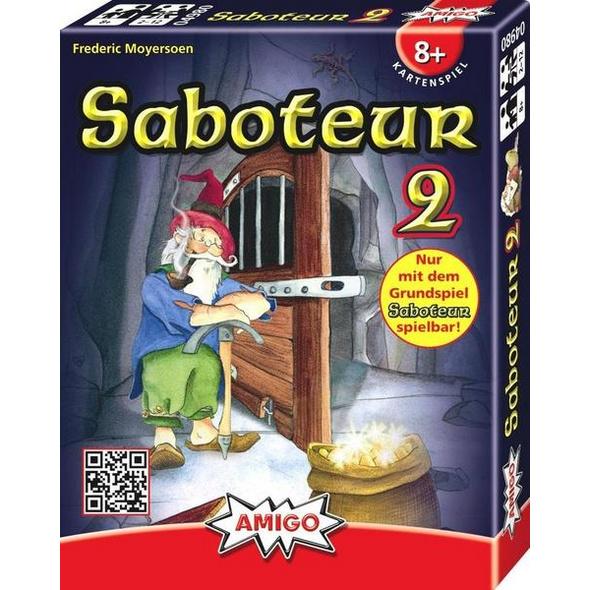 Saboteur 2, Kartenspiel