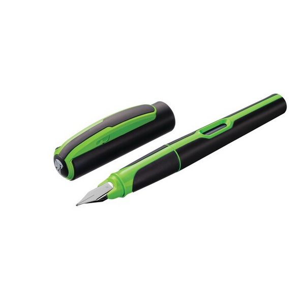 Pelikan Füller Style Feder M, Neongrün