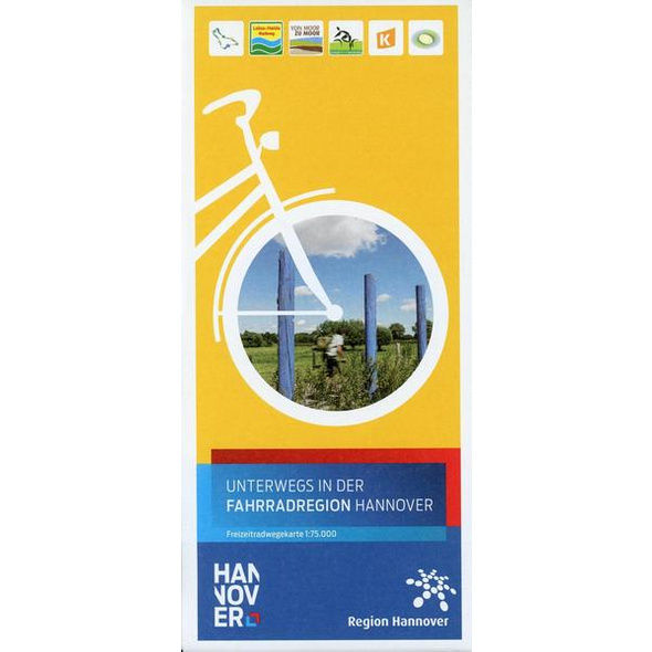 Unterwegs in der Fahrradregion Hannover