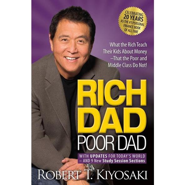 Rich Dad Poor Dad. 20th Anniversary Edition