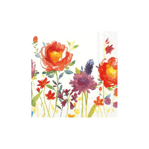 Papier Servietten Anmut Flowers  20pcs
