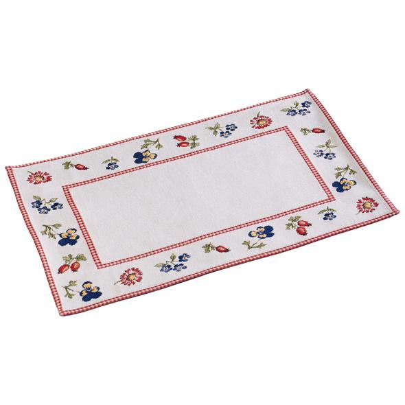 Table Decoration Gobelin Platzset Petite Fleur