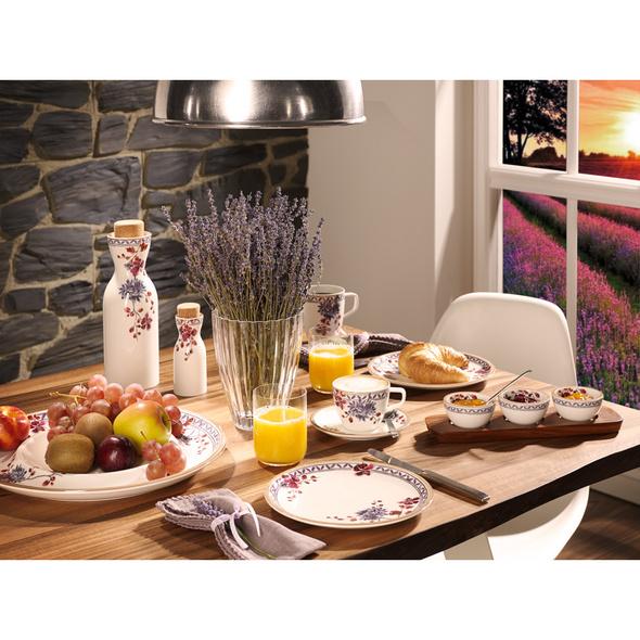 Artesano Provençal Lavendel Speiseteller - floral