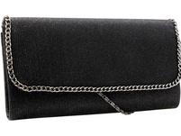 Tasche- Black Glitter