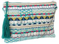 Handtasche - Blue Ethnic