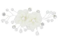 Haarspange - Shimmering Flowers