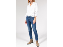 JACOB COHEN Mid-Waist Jeans Kimberly Straight