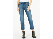7 FOR ALL MANKIND Jeans The Straight Crop Soho Light