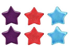 Ohrstecker - Shiny Stars