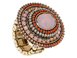 Ring - Rose Stones