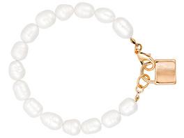 Perlenarmband - Freshwater Style
