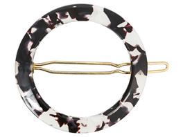 Haarklammer - Round Marble