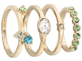 Ring-Set - Beautiful Stones