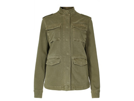 SET Field Jacket aus Canvas