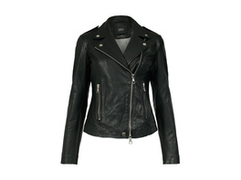 SET Lederjacke The Tyler im Biker-Stil