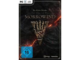 Bethesda The Elder Scrolls Online: Morrowind (Day-One-Edition)