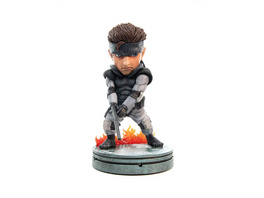 Metal Gear Solid - Statue Solid Snake