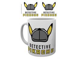 Meisterdetektiv Pikachu - Tasse Hut
