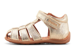Metallic-Sandale CARLY