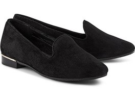 Velours-Loafer