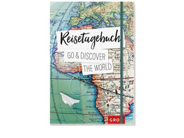 Reisetagebuch Go & discover the world