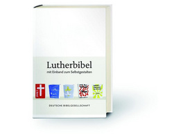 Lutherbibel revidiert 2017 - Mit Einband zum Selbstgestalten