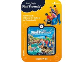 Tigercard - Fünf Freunde - und der Delfin in der Felsenbucht