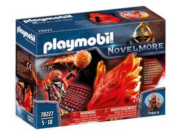 PLAYMOBIL® Novelmore 70227 Feuergeist und die Hüterin des Feuers