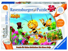 Puzzle für kleine Entdecker: Die Biene Maja (Kinderpuzzle)