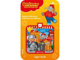 Tigercard - Benjamin Blümchen - Das neue Müllauto