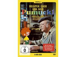 Pumuckl - Meister Eder und sein Pumuckl - Staffel 2  [5 DVDs]