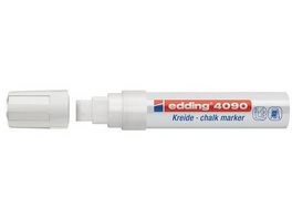 Edding 4090 Kreidemarker WindowMarker 4-15mm weiß