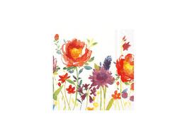Papier Servietten Anmut Flowers